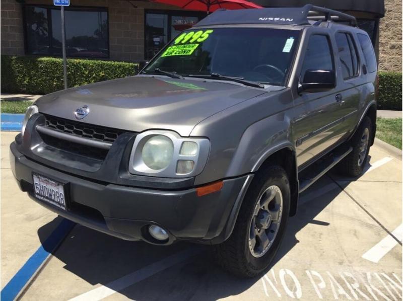 Nissan Xterra 2004 price $4,995