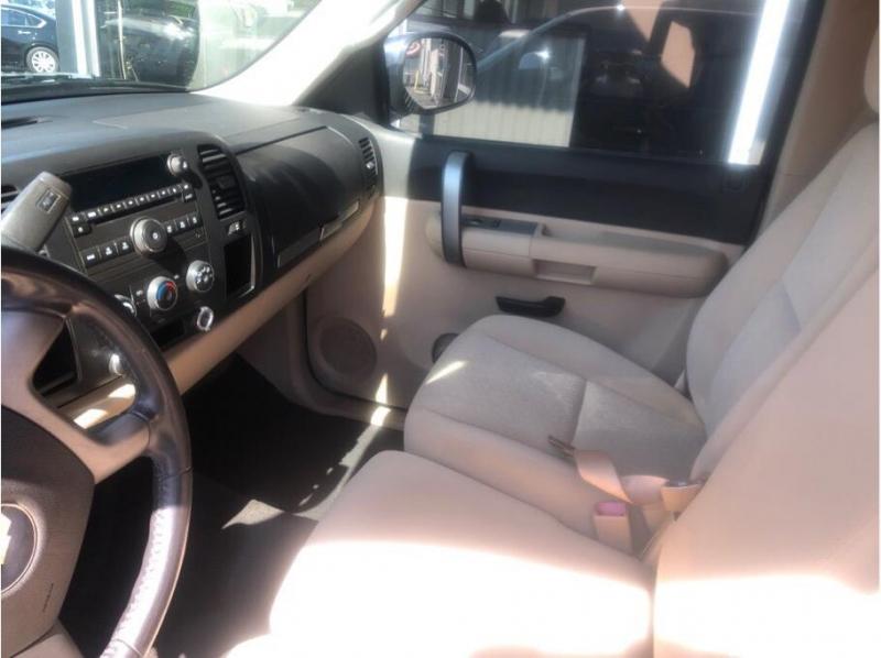 Chevrolet Silverado 1500 Extended Cab 2007 price $13,995