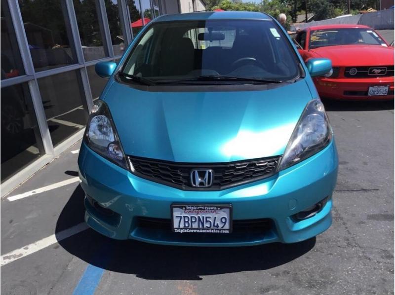 Honda Fit 2013 price $9,995