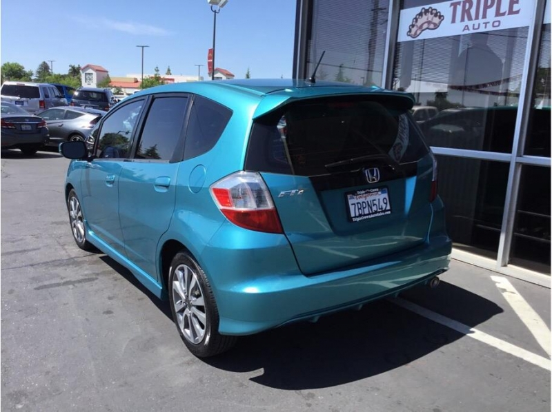 Honda Fit 2013 price $10,995