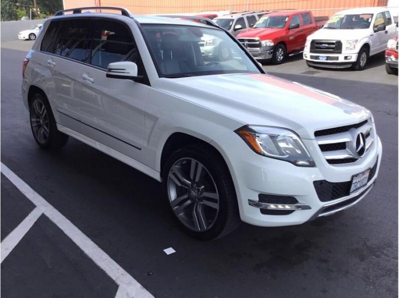 Mercedes-benz GLK-Class 2013 price $13,995