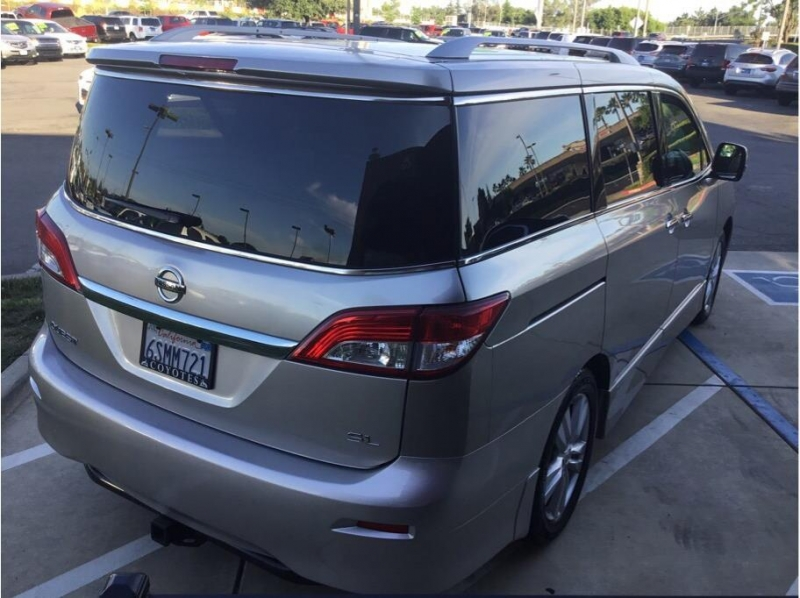 Nissan Quest 2011 price $9,995