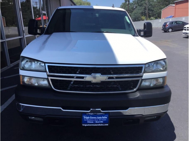Chevrolet Silverado (Classic) 2500 HD Extended Cab 2007 price $15,995