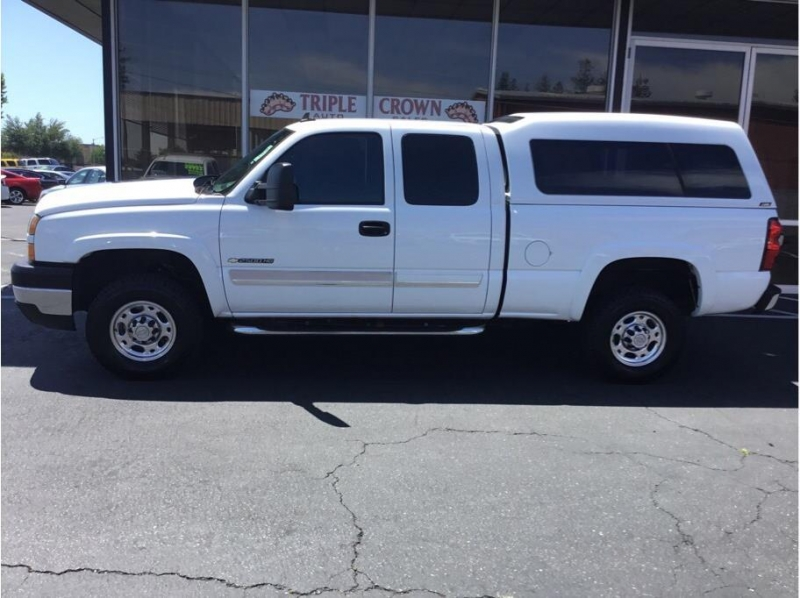 Chevrolet Silverado (Classic) 2500 HD Extended Cab 2007 price $16,995
