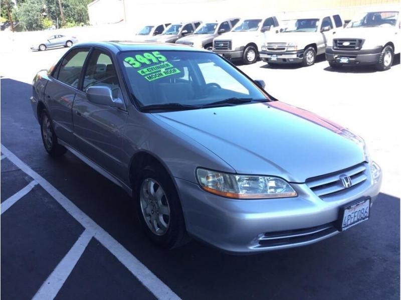 Honda Accord 2001 price $3,995