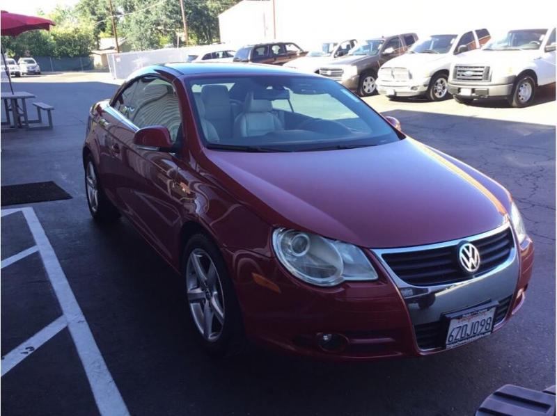 Volkswagen Eos 2007 price $5,995