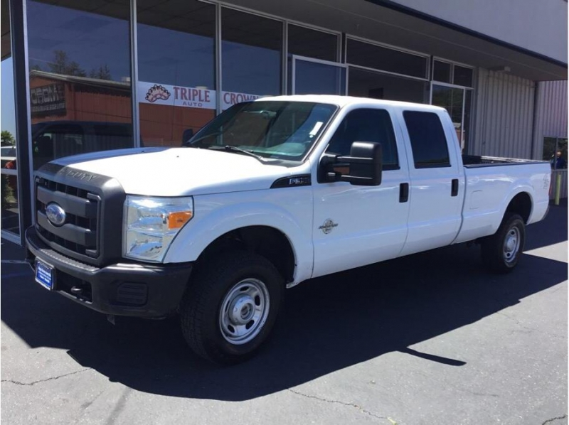 Ford F350 Super Duty Crew Cab 2013 price $14,995