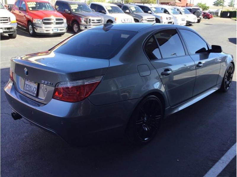 BMW 5 Series 2008 price $8,995