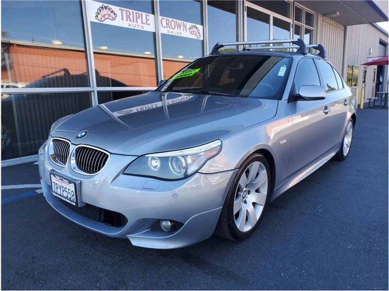 BMW 5 Series 2007 price $9,995