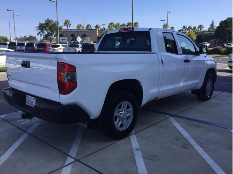Toyota Tundra Double Cab 2014 price $16,995