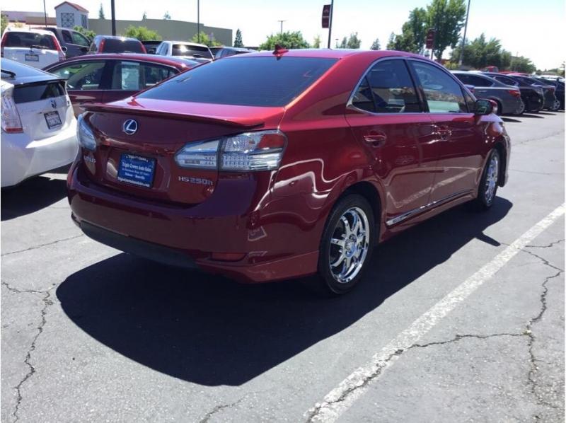 Lexus HS 2010 price $10,995