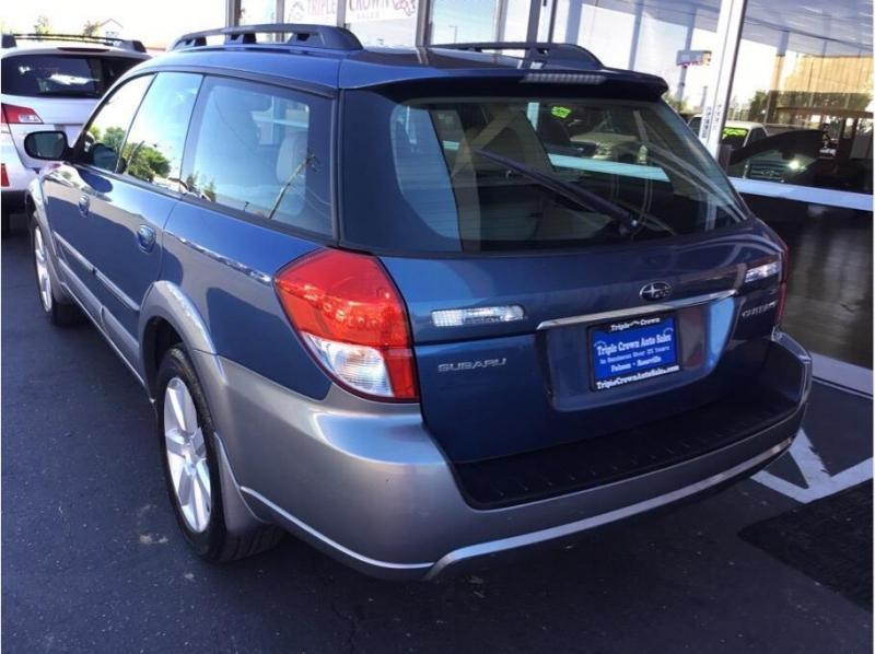 Subaru Outback 2008 price $7,995