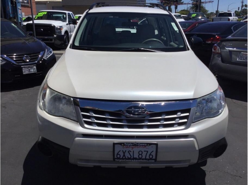 Subaru Forester 2013 price $12,995