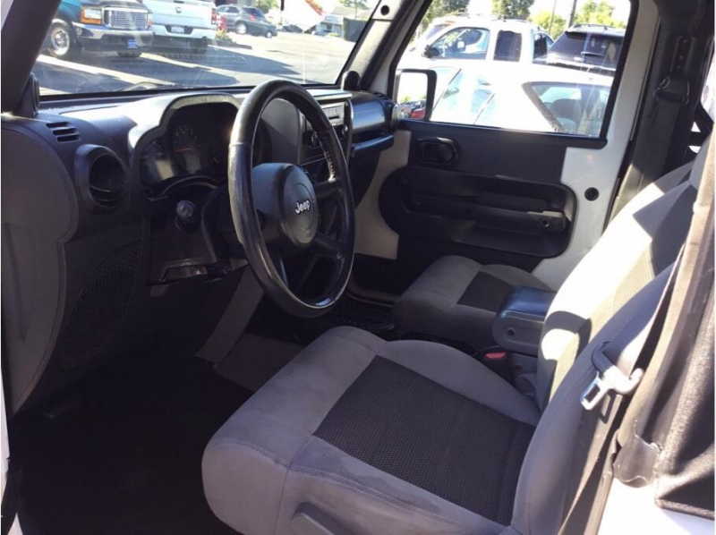 Jeep Wrangler 2009 price $14,995
