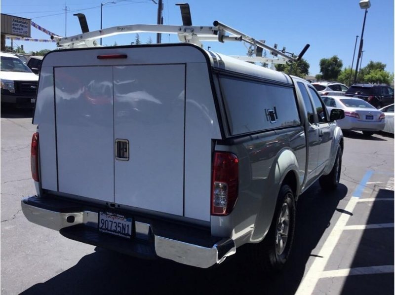 Nissan Frontier King Cab 2013 price $10,995