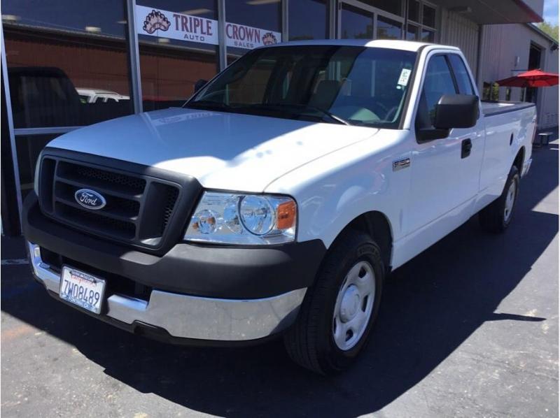 Ford F150 Regular Cab 2005 price $7,495
