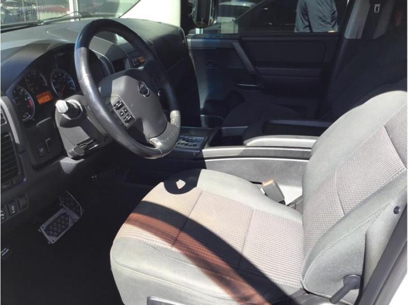 Nissan Titan Crew Cab 2008 price $9,995