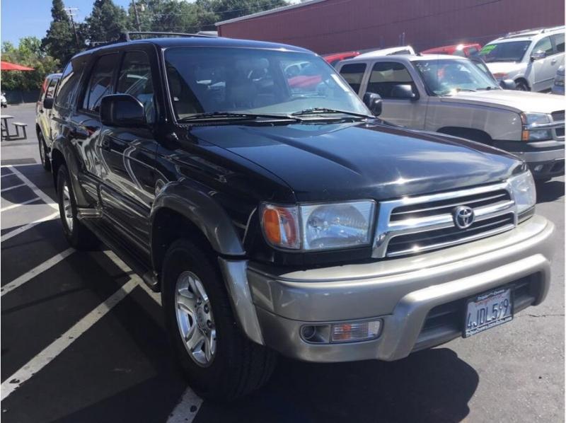 Toyota 4Runner 2000 price $7,995