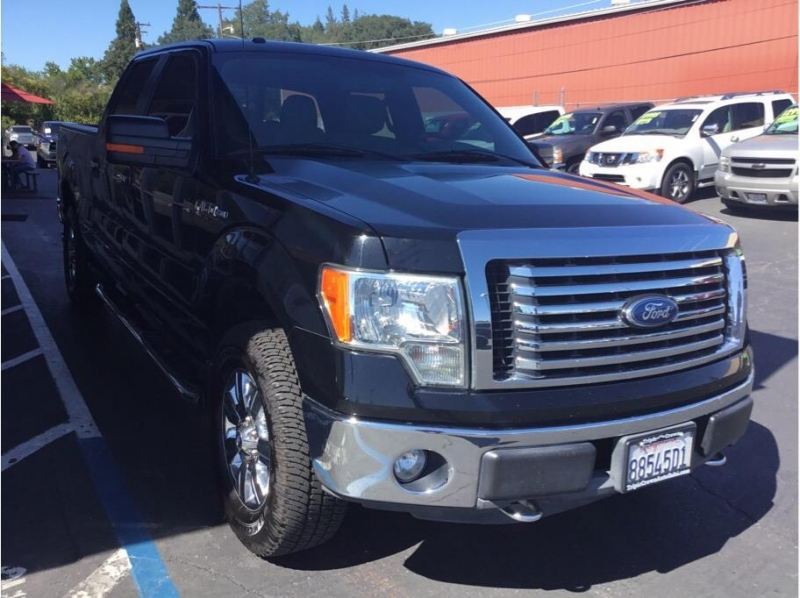Ford F150 SuperCrew Cab 2011 price $16,995