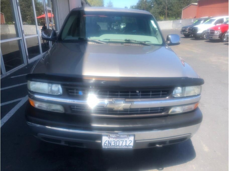 Chevrolet Silverado 1500 Extended Cab 2001 price $6,995