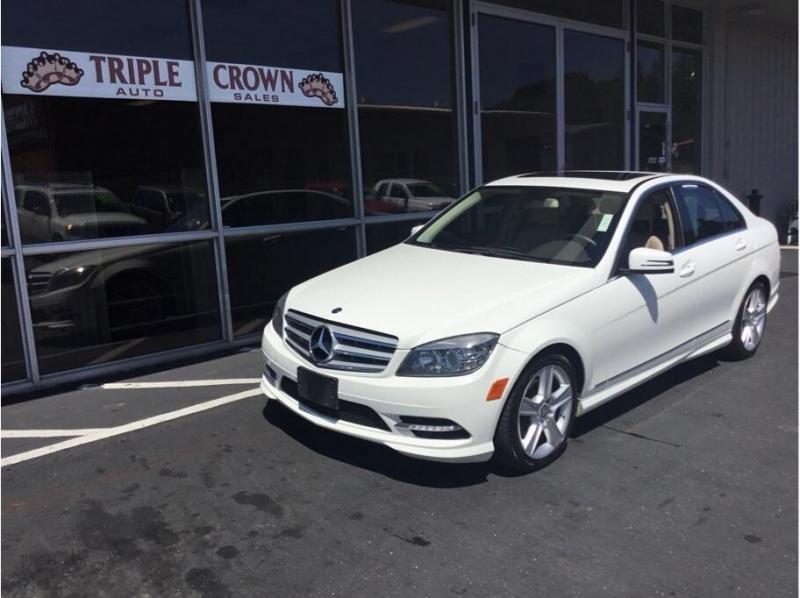 Mercedes-Benz C-Class 2011 price $10,995