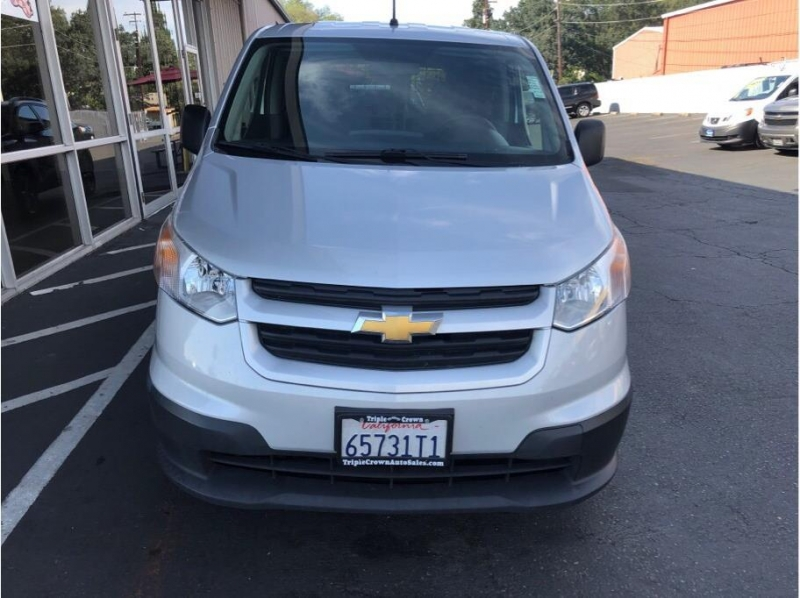 Chevrolet City Express 2015 price $11,995