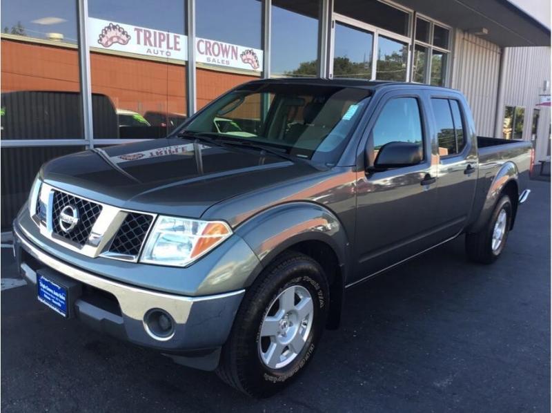 Nissan Frontier Crew Cab 2007 price $10,995