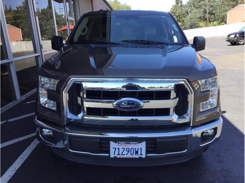 Ford F150 SuperCrew Cab 2015 price $23,995