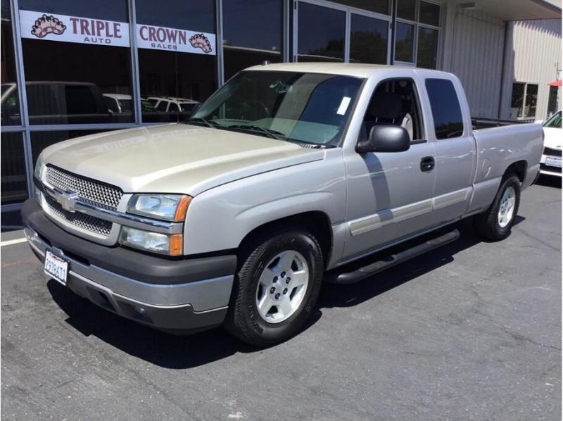 Chevrolet Silverado 1500 Extended Cab 2005 price $9,995