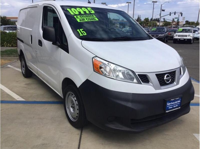Nissan NV200 2015 price $10,995