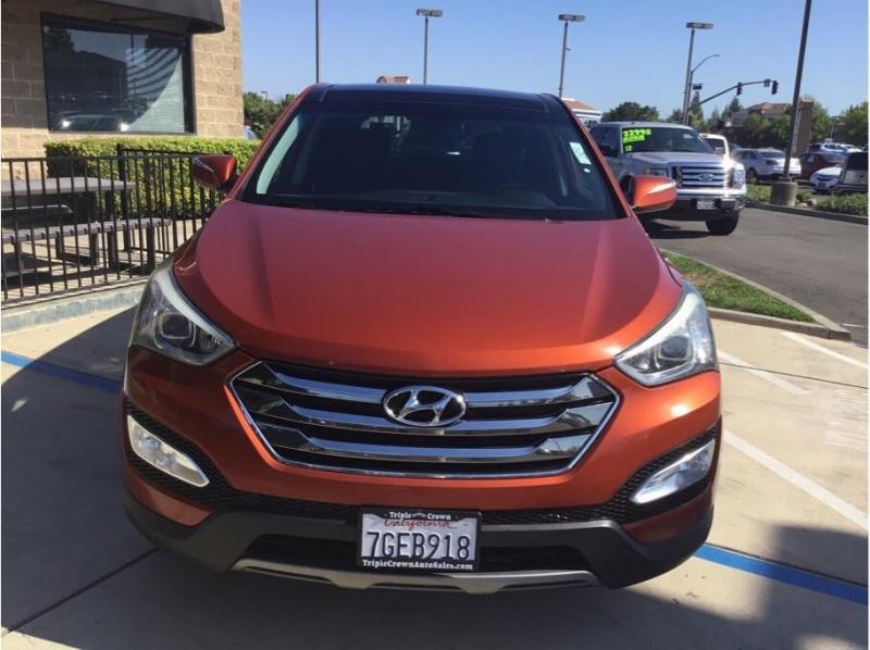 Hyundai Santa Fe Sport 2013 price $11,995