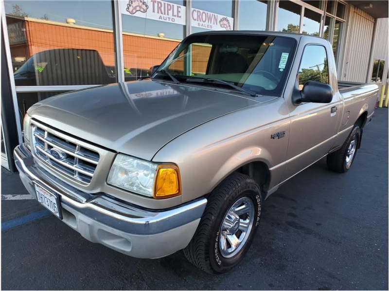 Ford Ranger Regular Cab 2003 price $5,495