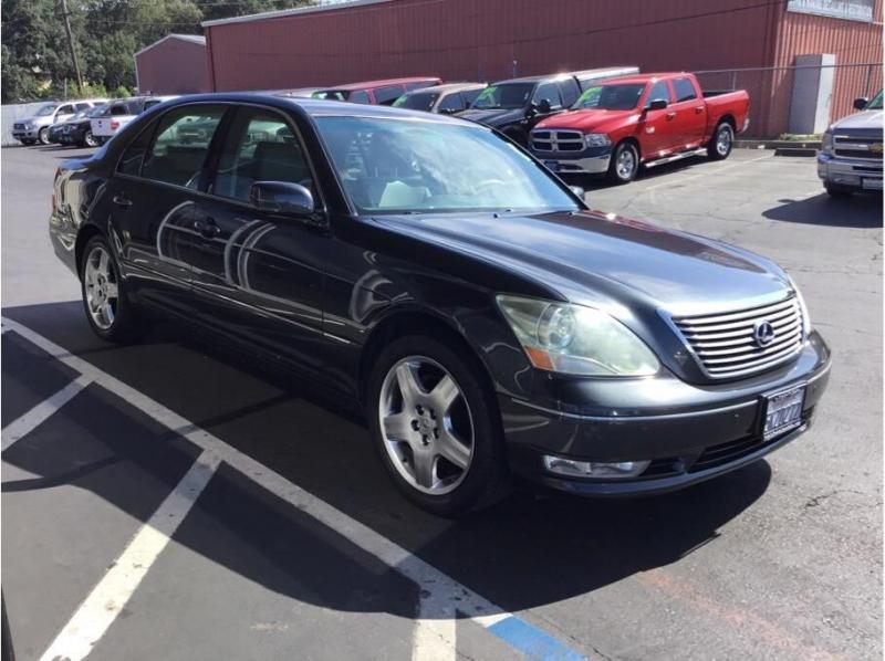 Lexus LS 2005 price $7,995