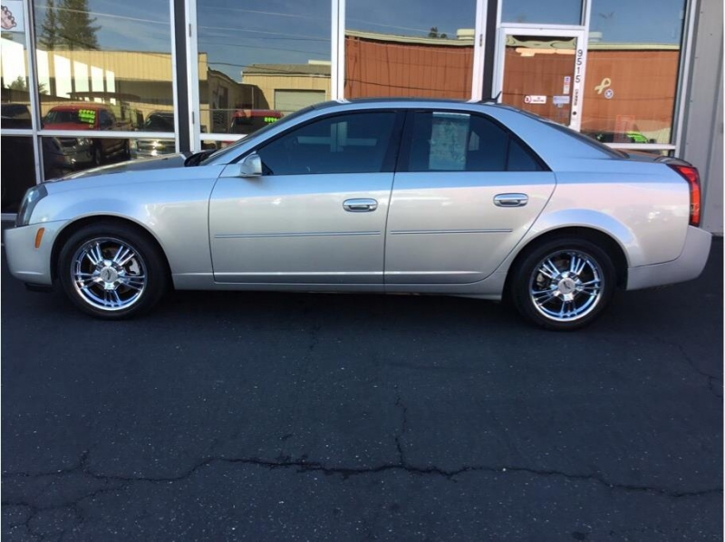 Cadillac CTS 2005 price $7,995