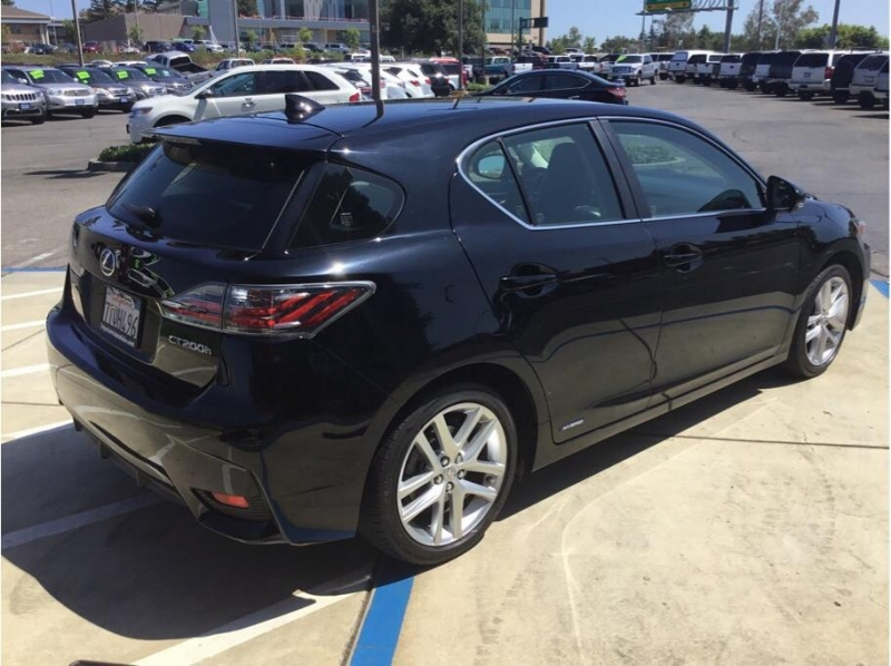 Lexus CT 2016 price $19,995