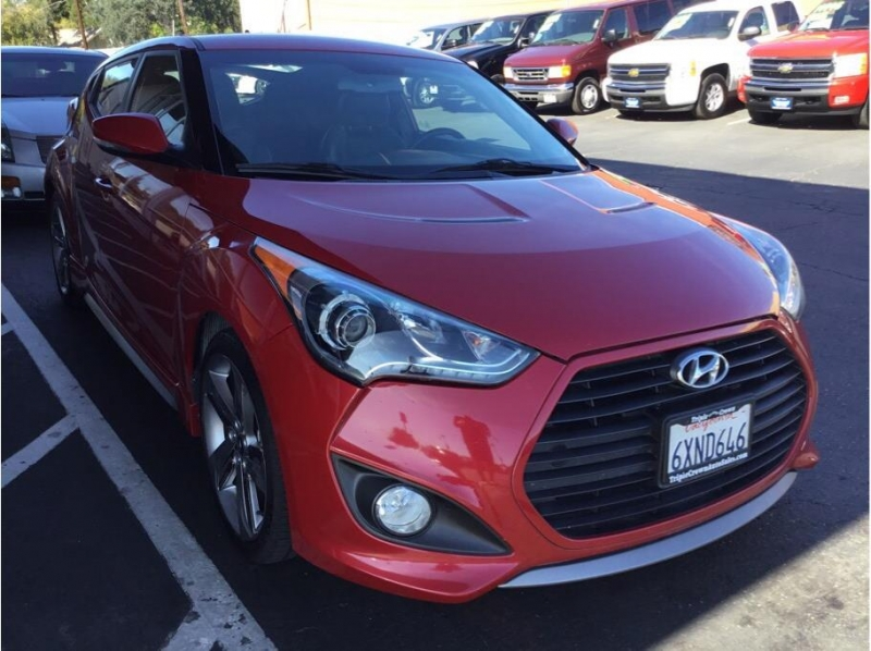 Hyundai Veloster 2013 price $8,995