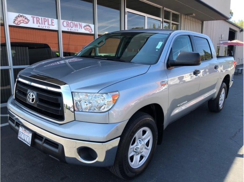 Toyota Tundra CrewMax 2010 price $23,995