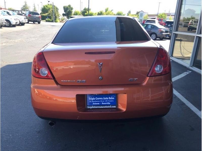 Pontiac G6 2006 price $5,495