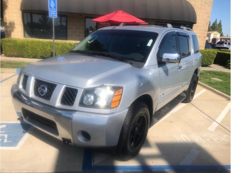 Nissan Armada 2007 price $7,995
