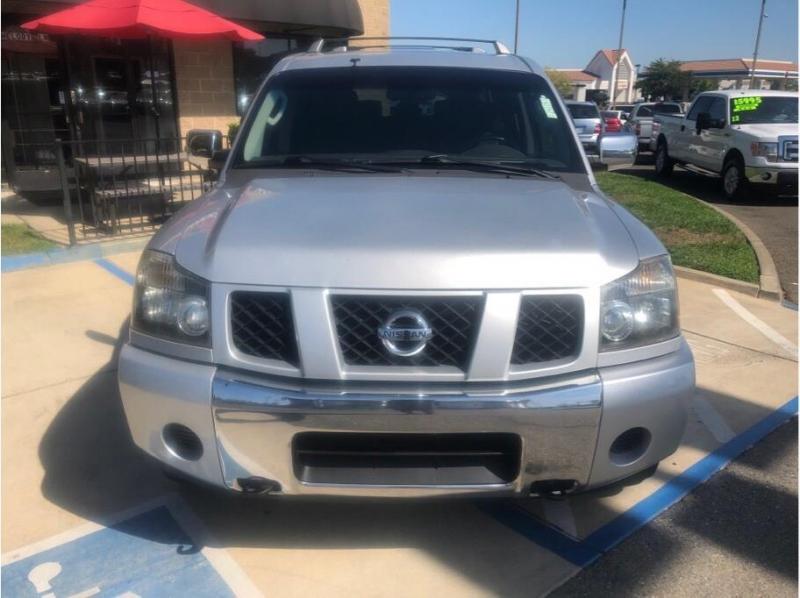 Nissan Armada 2007 price $8,995