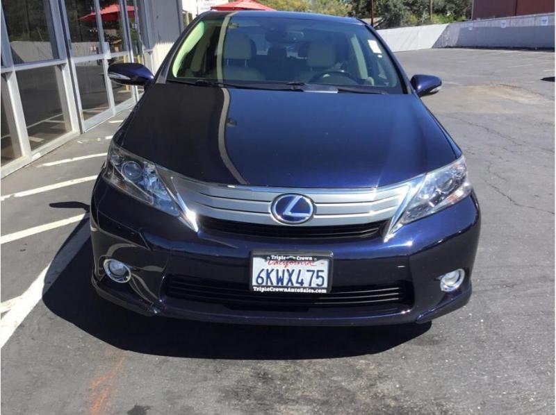 Lexus HS 2010 price $8,995