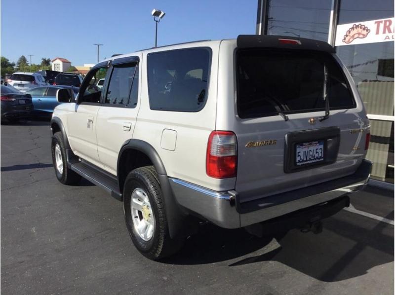 Toyota 4Runner 1999 price $5,995