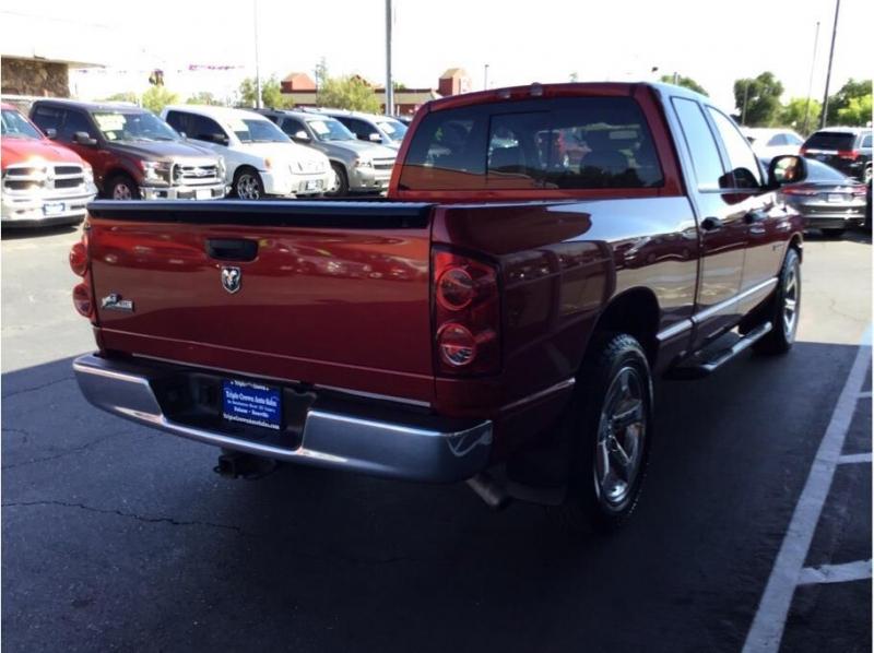 Dodge Ram 1500 Quad Cab 2008 price $15,995