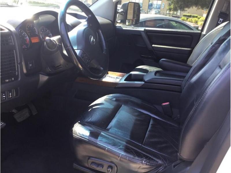 Nissan Titan Crew Cab 2008 price $11,995