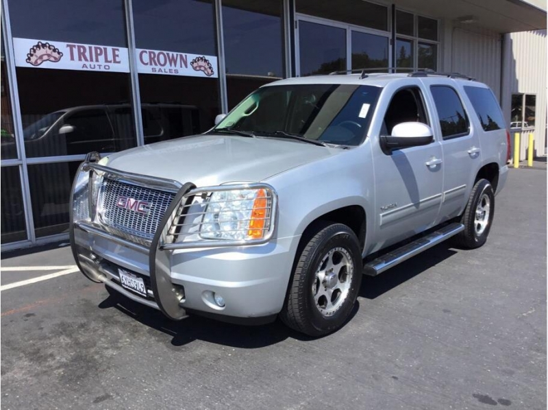 GMC Yukon 2012 price $9,995