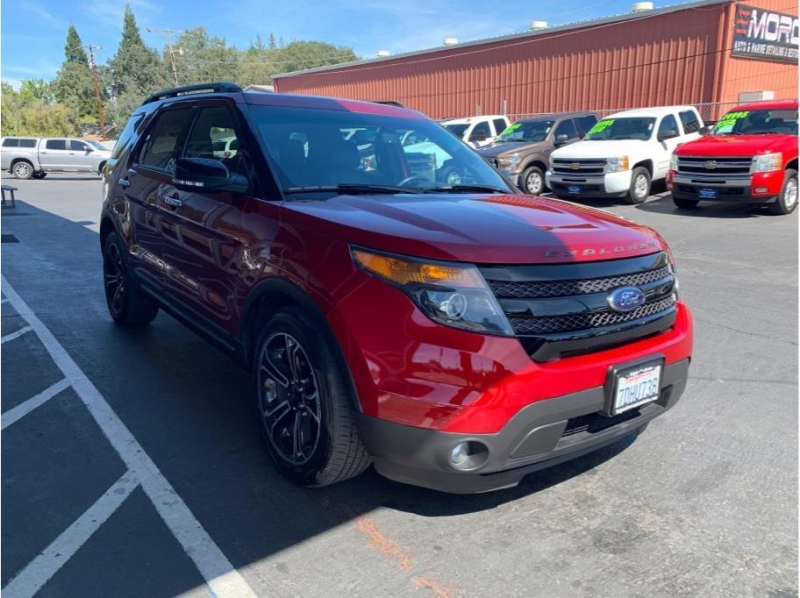 Ford Explorer 2014 price $18,995