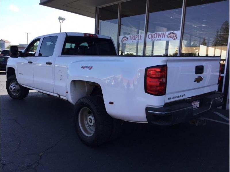 Chevrolet Silverado 3500 HD Crew Cab 2016 price $23,995