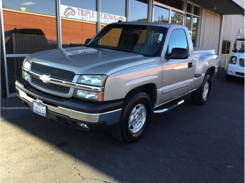 Chevrolet Silverado 1500 Regular Cab 2004 price $13,995