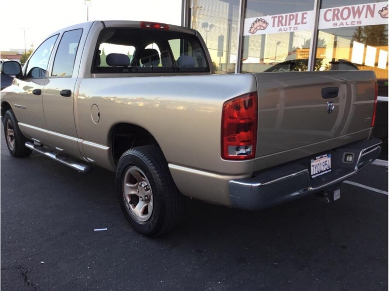 Dodge Ram 1500 Quad Cab 2005 price $10,995