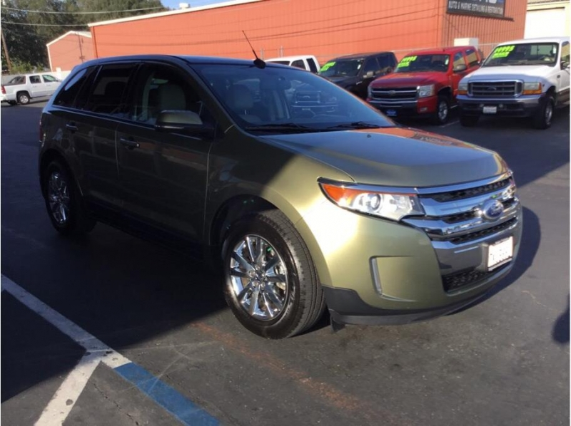 Ford Edge 2012 price $11,995